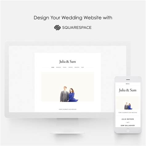 Design A Custom Wedding Website With Squarespace Green Wedding Shoes Us203 Squarespace Website Templates