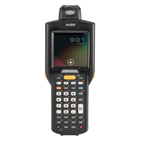 rugged mobile computers zebra mc3200 r rugged mobile computer the barcode warehouse uk