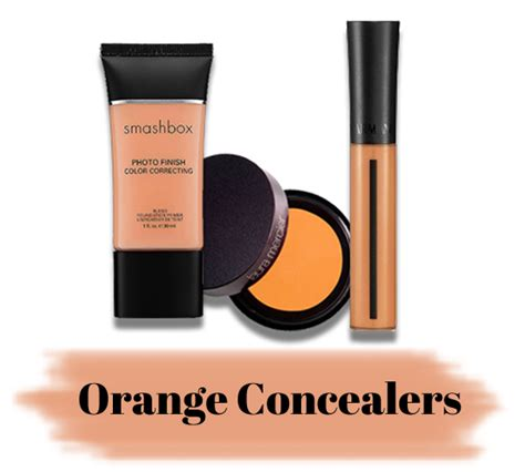 color concealer a guide to concealer colors