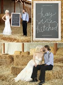 Engagement Idea Wedding Country