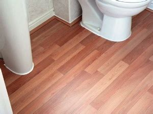 Laminate Flooring For Bathrooms Bathroom Laminate Flooring Is It A Choice For You To Install In Your Home S Bathroom