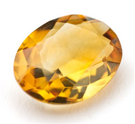 Yellow Citrin citrine gemstone buzz