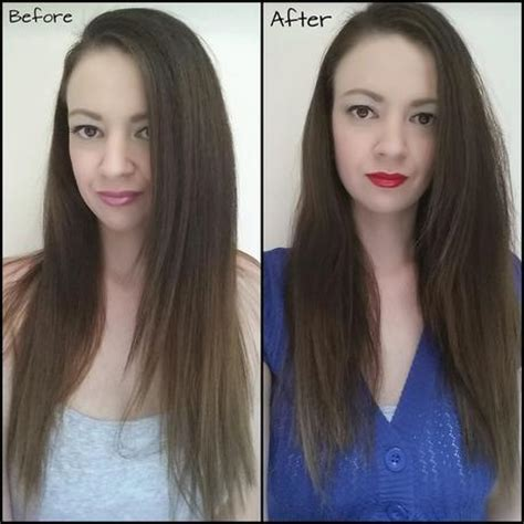 review with before and after photos loreal feria hair new loreal paris feria wild ombre hair kit photographs