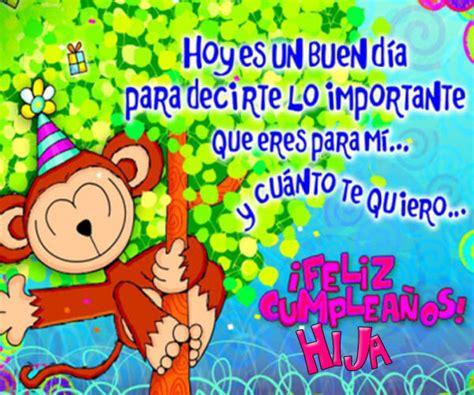 imagenes feliz cumpleaños hija para facebook increibles mensajes de cumplea 241 os para una hija