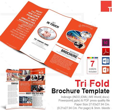 informational brochure template 13 best company brochure images on company
