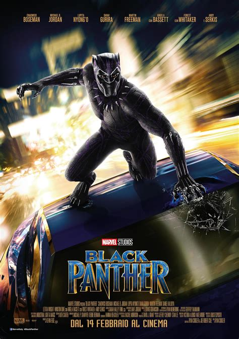 film marvel in successione black panther energia cinetica