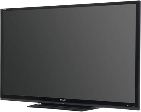 80 Inch Tv Price by Sharp Unveils 80 Quot Lcd Tv With Backlit Led Flatpanelshd