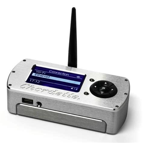 chord chordette index network audio player ecoustics.com