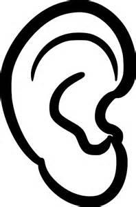 clipart ear dothuytinh