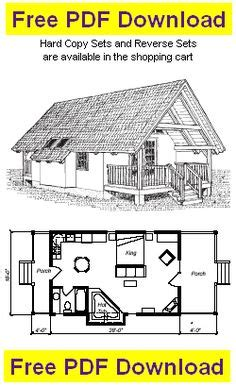 free cabin plans 14x40 cabin floor plans tiny house cabin