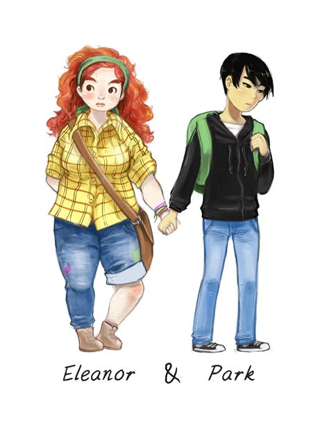 eleanor park quotes from eleanor and park on the bus quotesgram