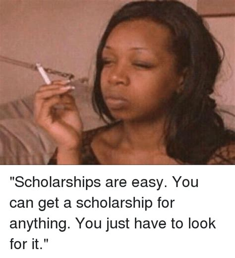 Getting The Scholarship If You Are Getting Mba by Scholarships Are Easy You Can Get A Scholarship For