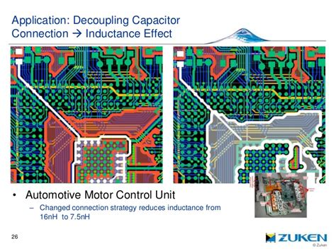 decoupling capacitor xilinx zuken improve pcb quality and cost with concurrent power integrity