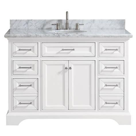 home decorators collection windlowe            bath vanity  white