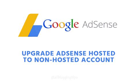 adsense non hosted account rtech it institute