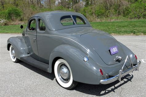1938 ford coupe 1938 ford deluxe connors motorcar company