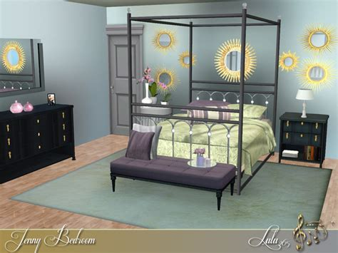 bedroom sims 3 the sims resource jenny bedroom by lulu265 sims 3
