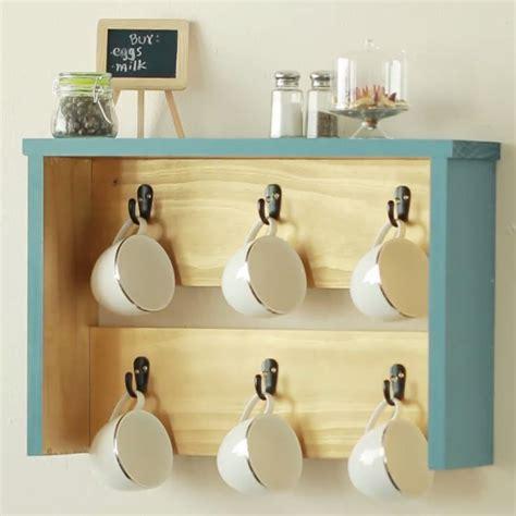 diy mug holder kitchen ideas new decorating ideas