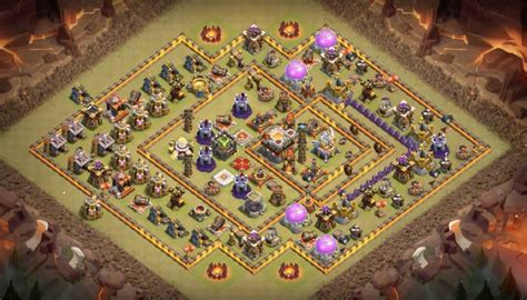 coc layout anti golem lgr n coc tips and tricks for game lets get rich and