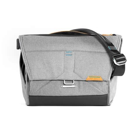 Gerbera Designs Xl Messenger by Peak Design Everyday Messenger Ash 13 Inch Bag