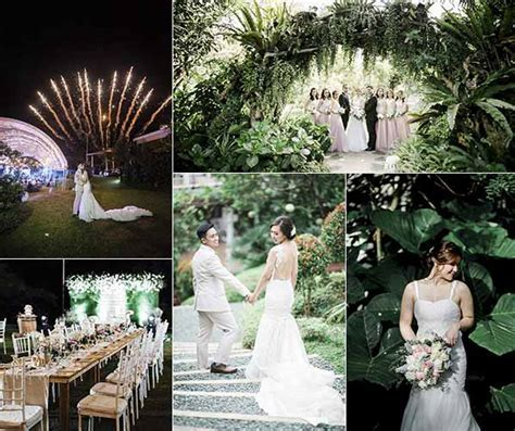 Bella Rosa Gardens   Cavite Garden Wedding   Cavite Garden