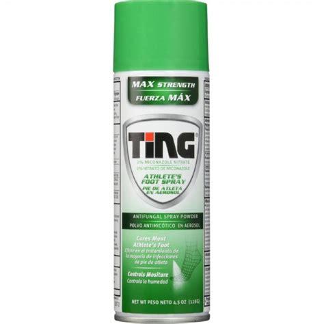 antifungal shoo for dogs ting antifungal spray powder 4 50 oz pharmapacks