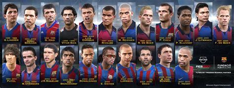 League Of Legends 11 Bv more barca legends announced pes news