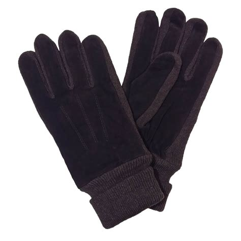 Warm Stylish s premium warm stylish thinsulate suede leather gloves
