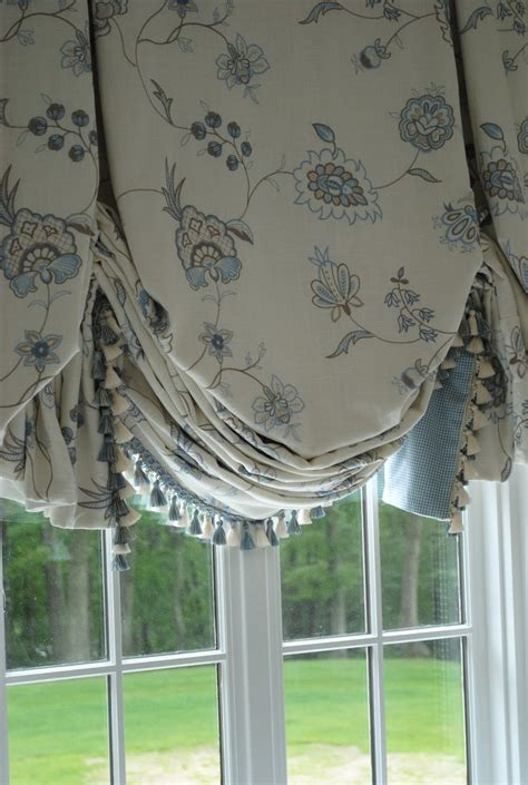 Gray Balloon Valance 1000 Images About Inspiration For Window Treatments On