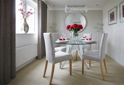 delightful dining rooms taylor wimpey