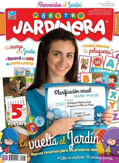 Revista Maestra Jardinera Febrero 2015 | revista maestra jardinera febrero 2015