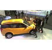 Mahindra XUV500 Augmented Reality At Auto Expo 2012  YouTube