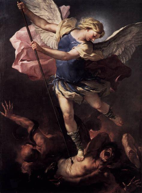 archangel michael saint michael the archangel catholic4life