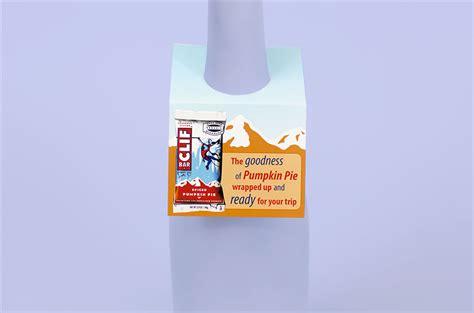 Clif Bar Shelf by Clif Bar Bottle Neckers
