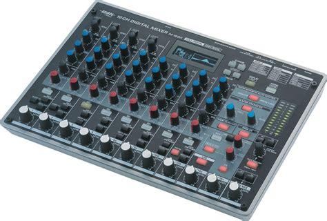 Mixer Audio 16 Chanel roland m 16dx 16 channel digital mixer