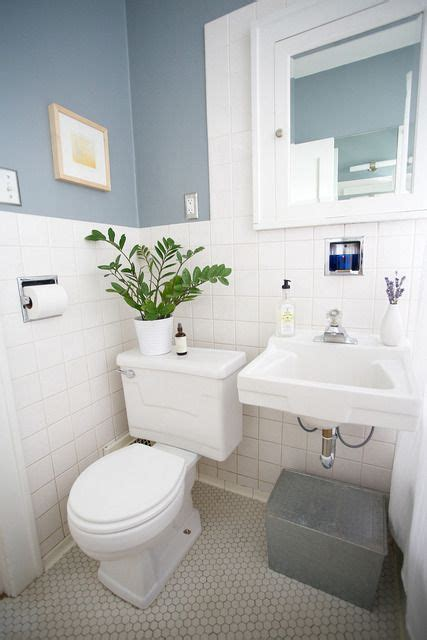 bathroom paint colors with white tile jake s bright colorful midwestern home house tour