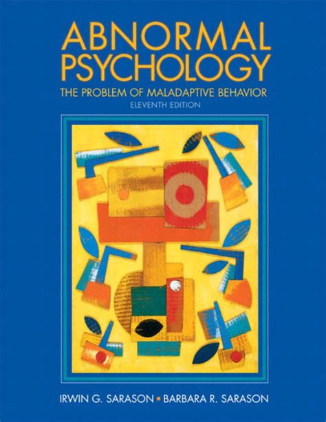 abnormal psychology books pearson education higher and professional education bookshop