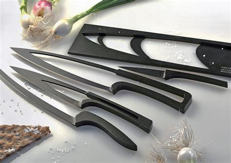 Tactical Kitchen Knives couteaux design de luxe geek
