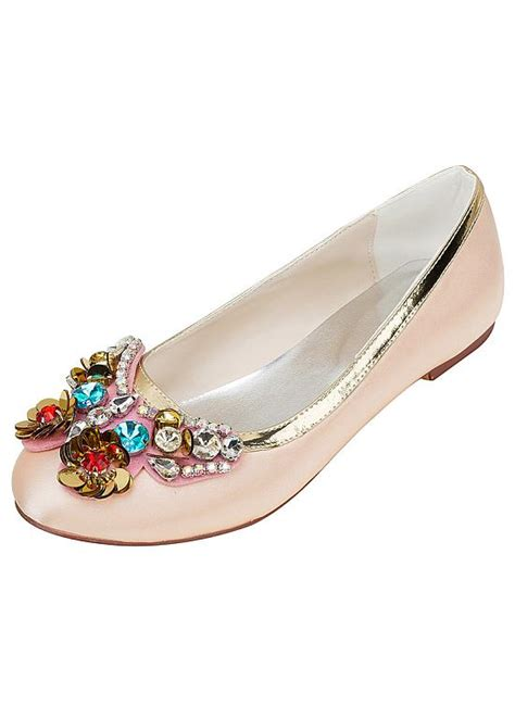 Top Five Pretty Flat Shoes At A Discount In The Schuh Summer Sale by Buy Discount Pretty Satin Toe Flat Heel Prom