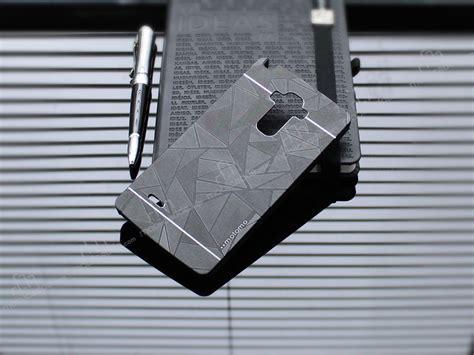 Motomo Lg G4 Stylus Metal Motomo Prizma Lg G4 Stylus Metal Siyah Rubber K箟l箟f