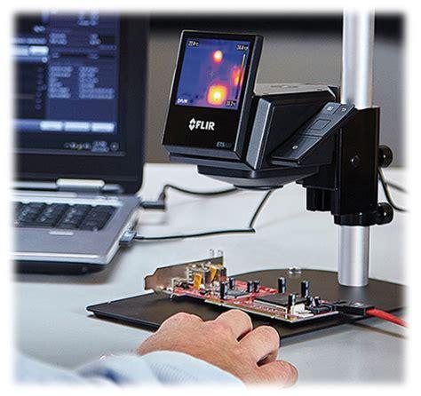 electronics test bench flir new affordable ets320 electronics test bench