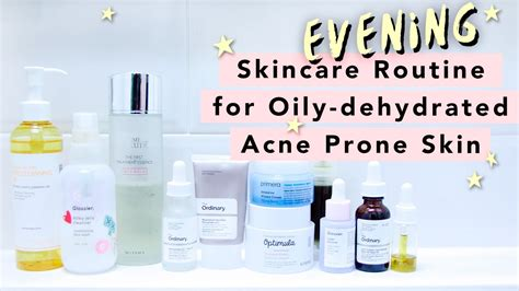 A New Skincare Routine 2 by Pm Skincare Routine Acne Prone Skin Thoughts On