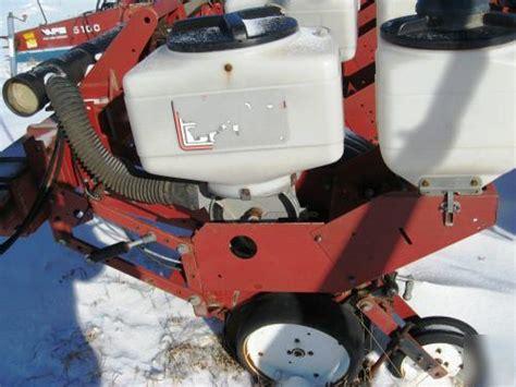 White Corn Planter Parts by White 5100 Air Planter 8 38