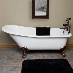 goodwins bathrooms 66 quot goodwin cast iron slipper clawfoot tub bathroom