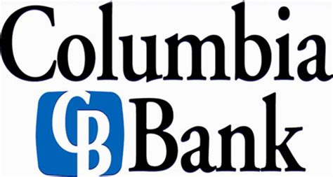 Columbia Bank Credit Card Payment