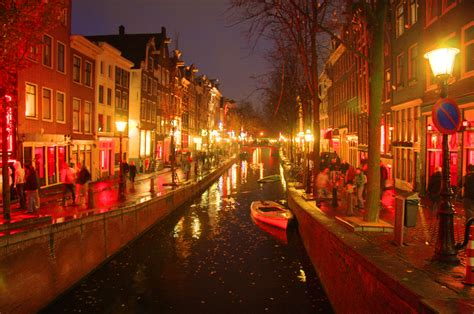 Light District by Andiamo A Visitare Amsterdam