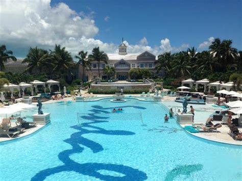 tripadvisor sandals emerald bay pool picture of sandals emerald bay golf tennis