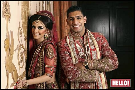 amir khan and faryal makhdoom wedding pictures boxer amir khan and faryal makhdoom s wedding pictures