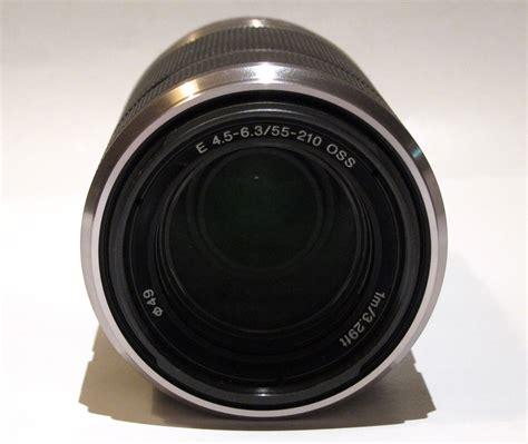 Jual Lensa Sony Nex 55 210mm sony nex 55 210mm oss zoom lens sle photos