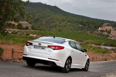 2012 Kia Optima Problems Vorgestellt Kia Optima Hybrid